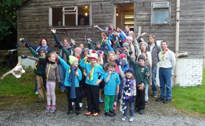 Tobermory Scout and Community Hall Warm Up