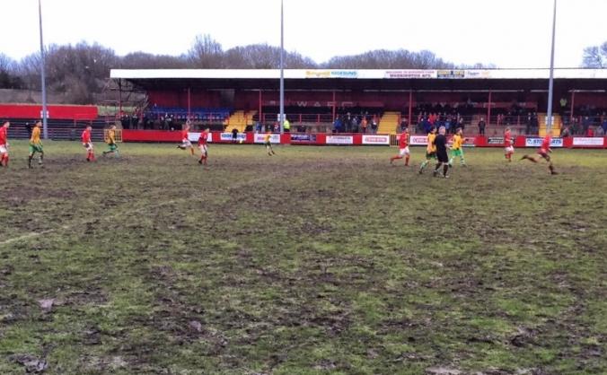 Workington AFC - Mower Appeal