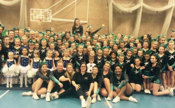 Matrix Cheer Squad Fundraiser
