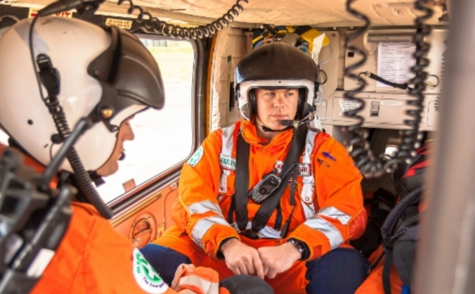 Pay, train and equip a paramedic for a year
