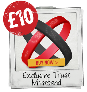 Exclusive trust wristband