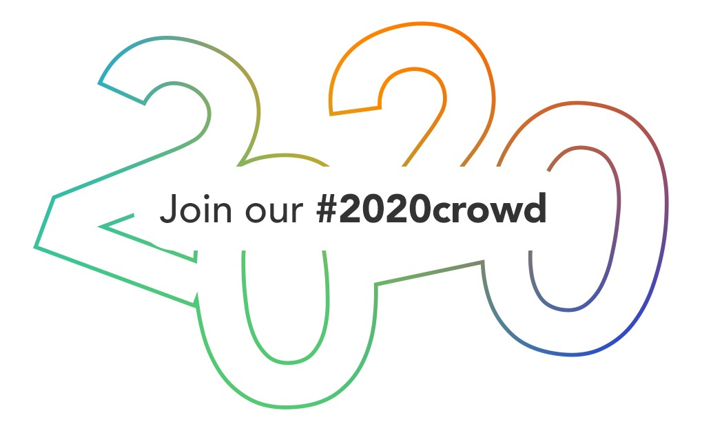 #2020crowd | Most Supporters