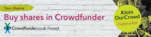 Invest in Crowdfunder