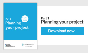Planning your project