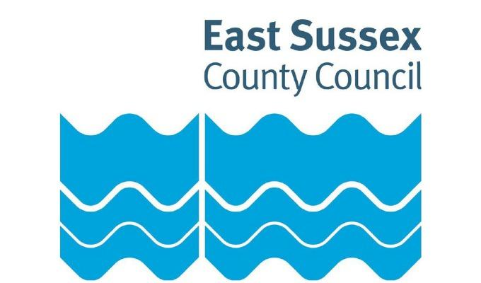 East Sussex Building Stronger Communities Fund logo