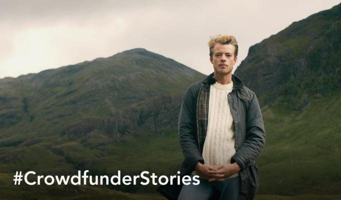 Crowdfunder Stories Fund logo