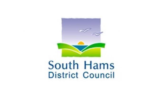 Crowdfund South Hams logo