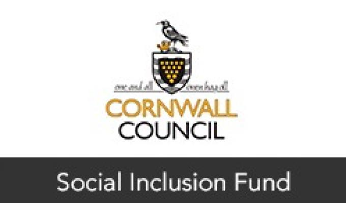Cornwall Social Inclusion Fund logo