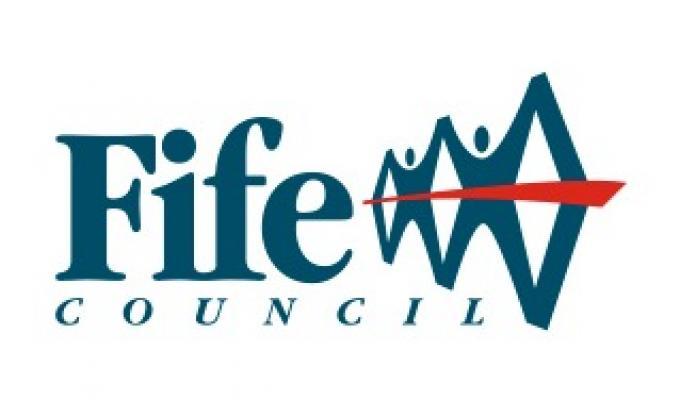 Crowdfund Fife logo