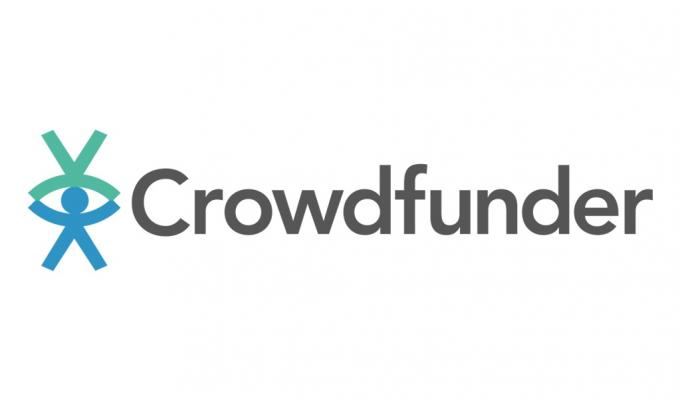Crowdfunder Giveaway logo