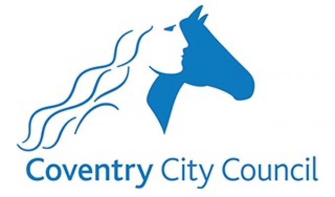 COVID-19 Coventry City Council Fund logo