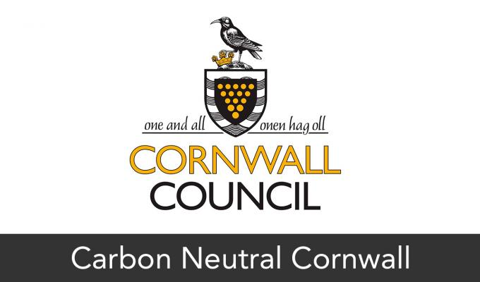 Cornwall Council: Carbon Neutral Cornwall Fund logo