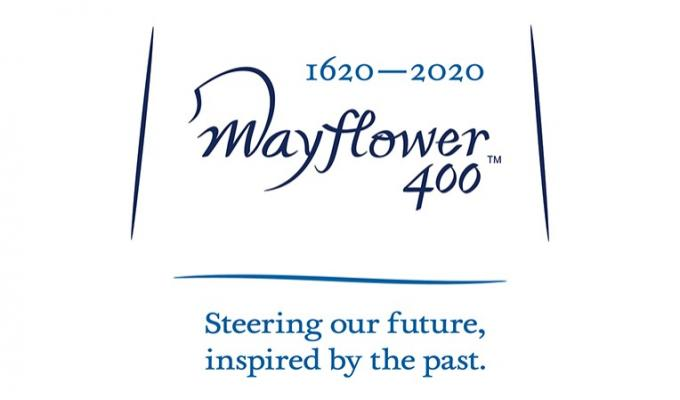 Creative Plymouth: iMayflower logo