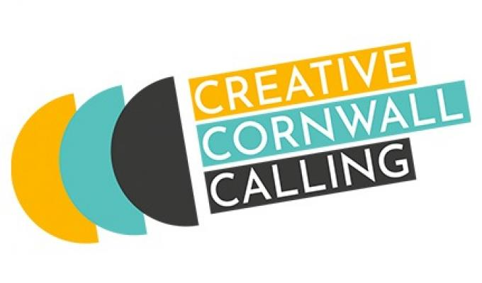 Creative Cornwall Calling logo