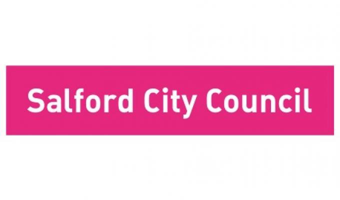 Crowdfund Salford logo