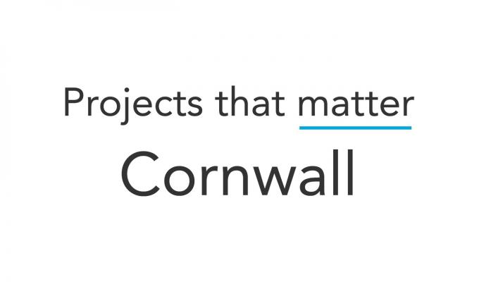 Projects That Matter Cornwall logo