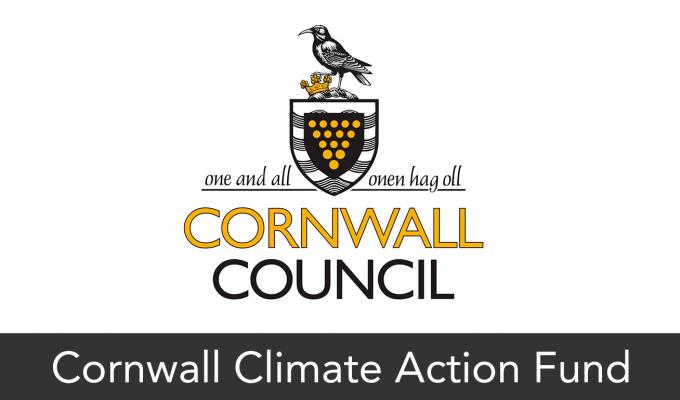 Cornwall Council: Cornwall Climate Action Fund logo