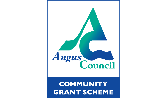 £58,000 Angus Council Community Grant Scheme image