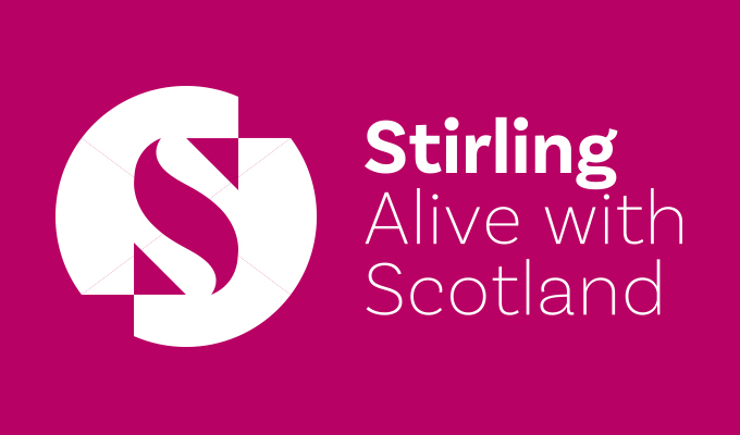 Crowdfund Stirling Grant logo