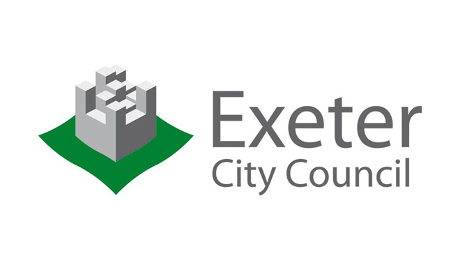 Crowdfund Exeter logo