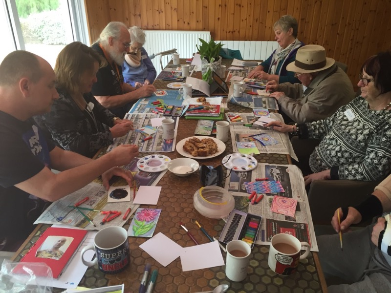 Moments Cafe Amp Dementia Hub A Christmas Wish A Social