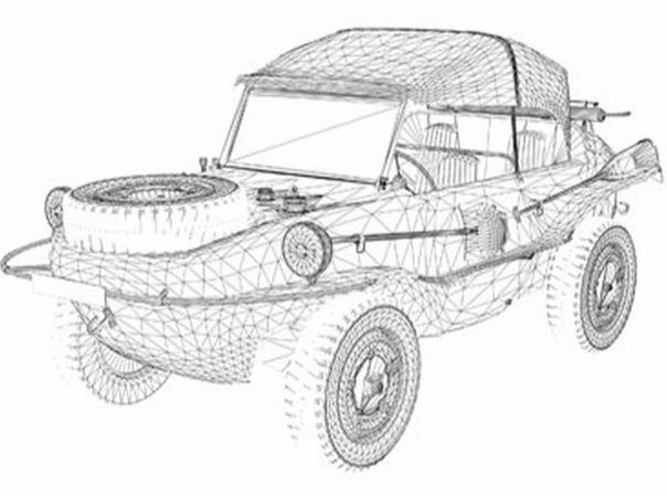 Amphibious Water And Road Vehicle  An Environment