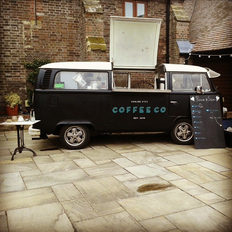 Smiling Eyes Coffee Roasters A Food And Drink