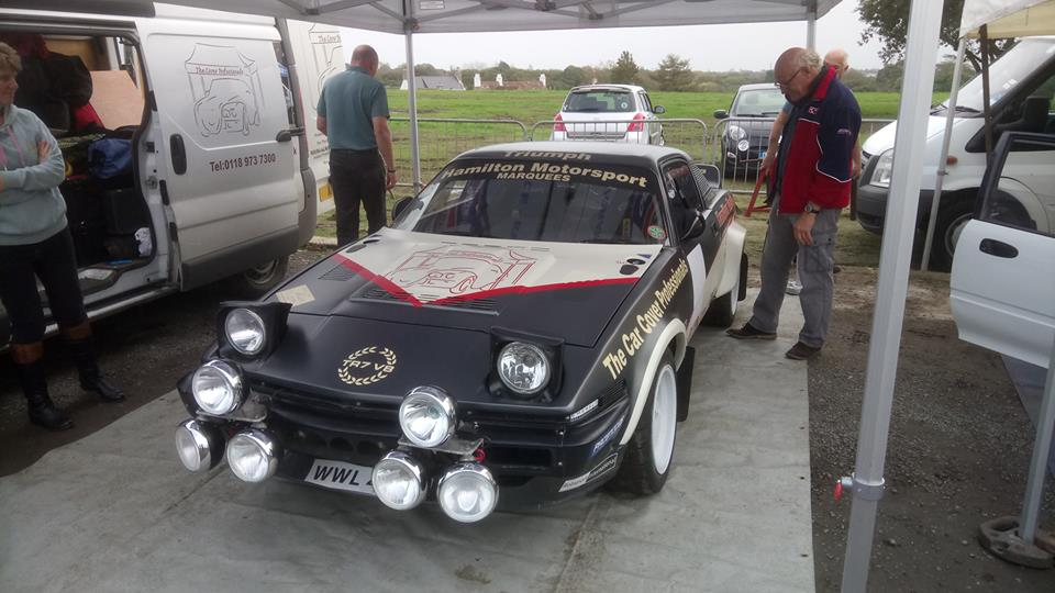 Help Us Return A Rally Triumph Tr7 V8 To Action A Crowdfunding