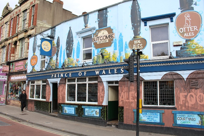 Bristol pub crawl with raw space bristols newest co working space prince of wales reheart Image collections