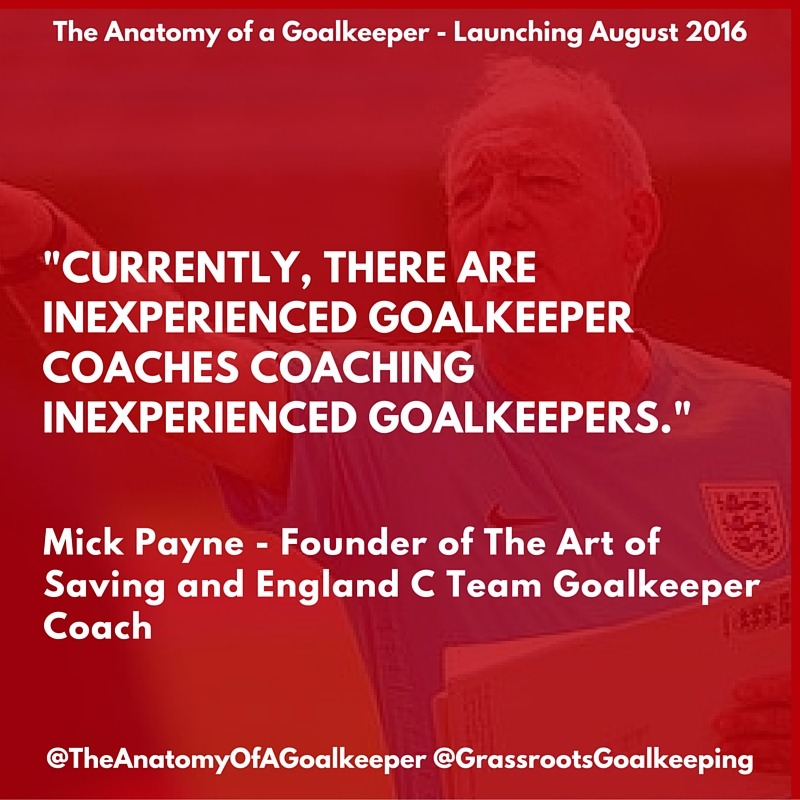 The Anatomy of a Goalkeeper, a Sports Crowdfunding Project in ...