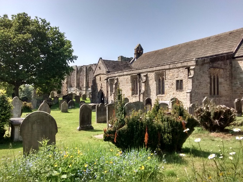 St. Agatha's Church, Easby