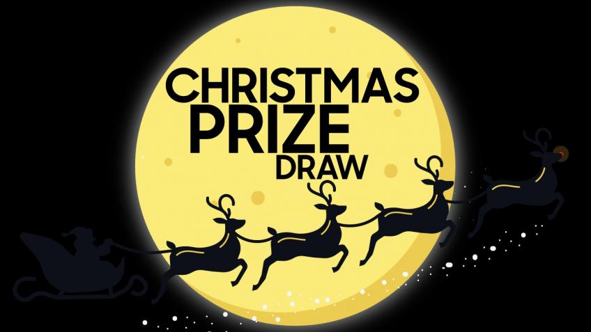 Our First Ever Virtual Christmas Raffle