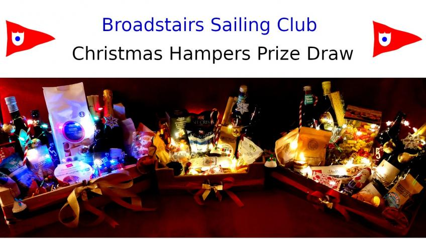 Broadstairs Sailing Club Christmas Hampers