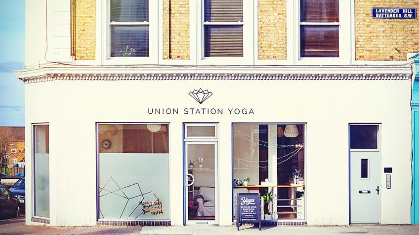The Evolution of Union Station Yoga