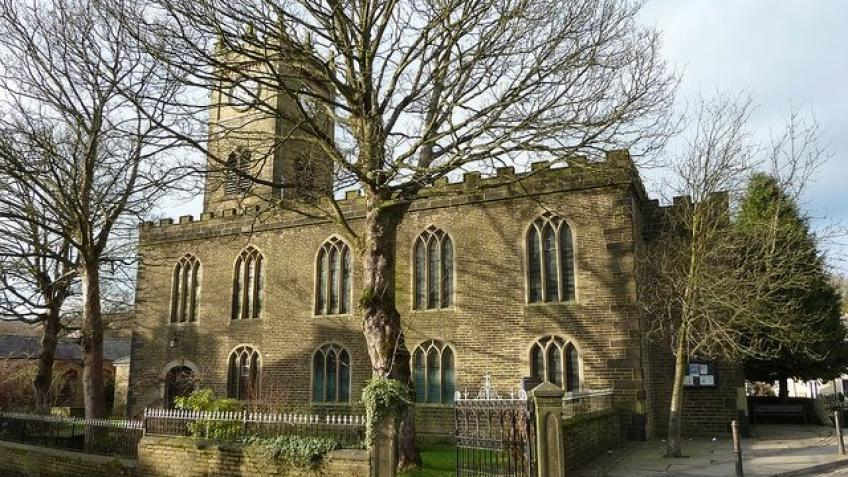 Please Help Us Save St Matthew's Church Building