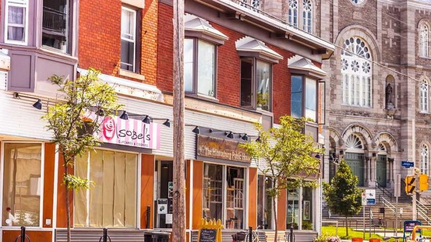 Wellington West Restaurant Initiative