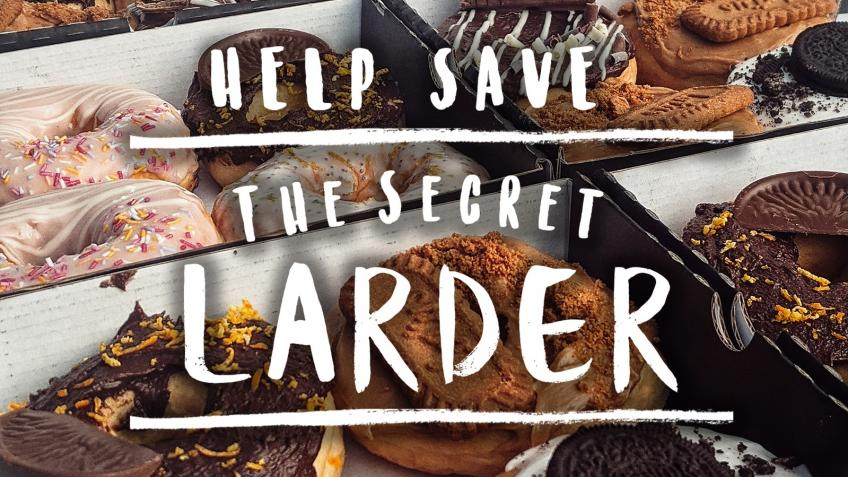 Save The Secret Larder!