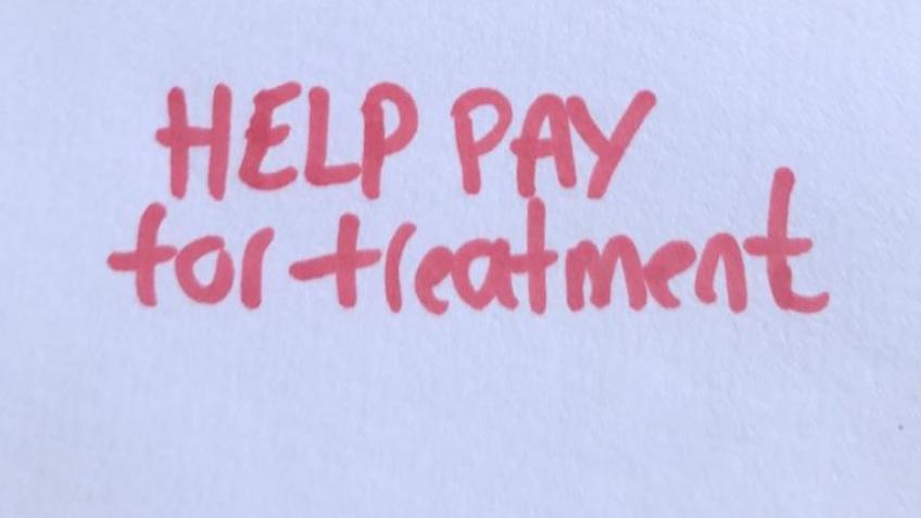 Help pay for my brothers treatment