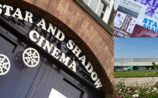 Build a community cinema at the star & shadow image