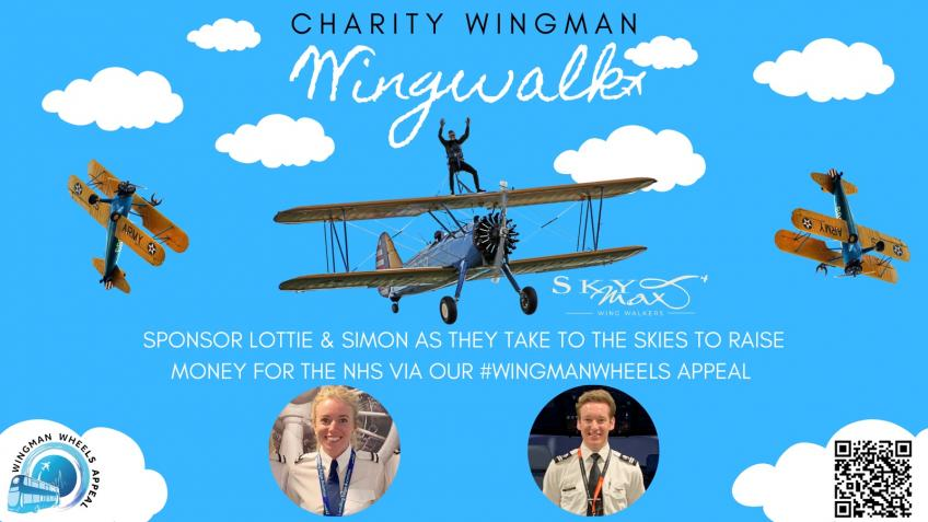 Wingman Wingwalk - Lottie & Simon