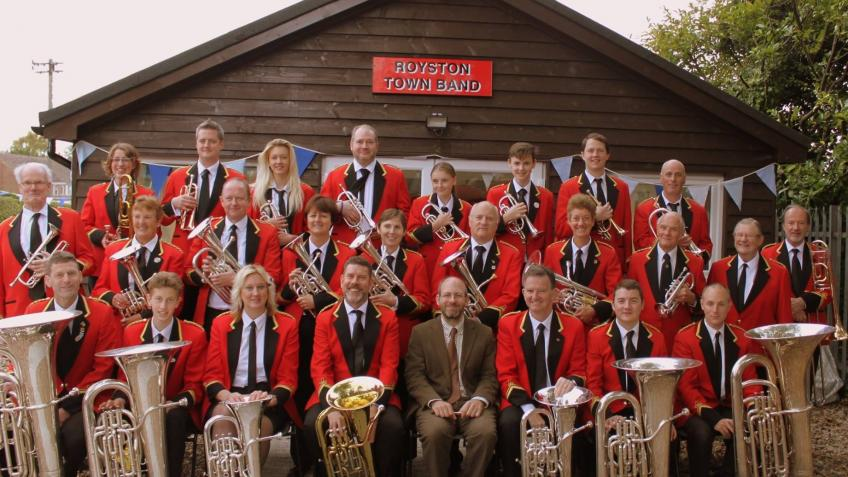 Support Royston Town Band