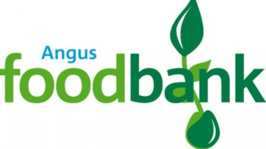 Angus Food Bank Christmas Collection