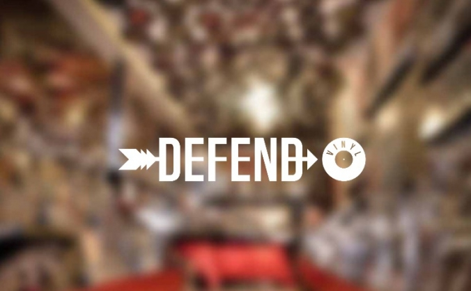 Defend vinyl image
