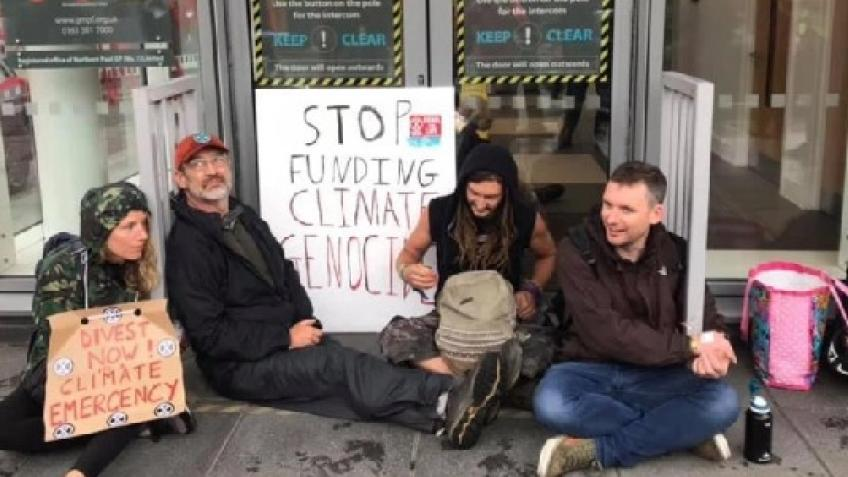 GM Pension Fund, Stop Funding Climate Genocide