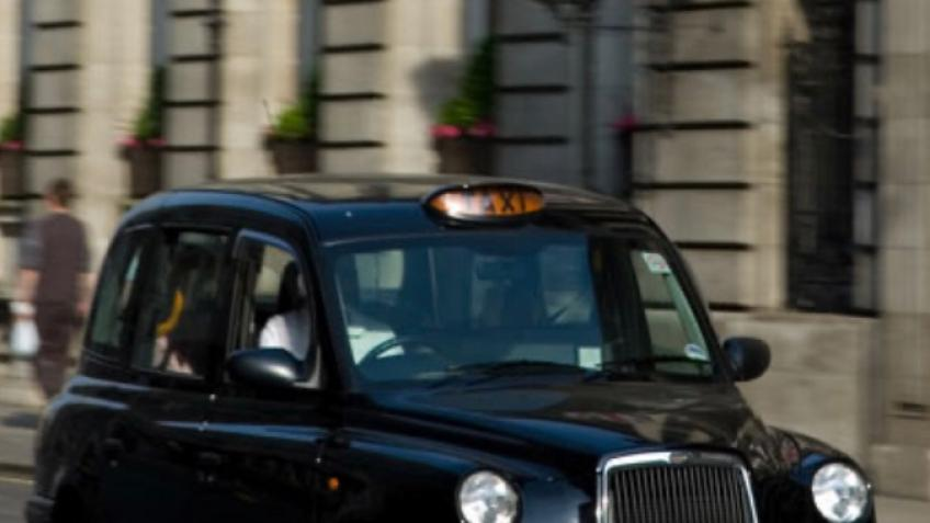 London Black Cab Supporter