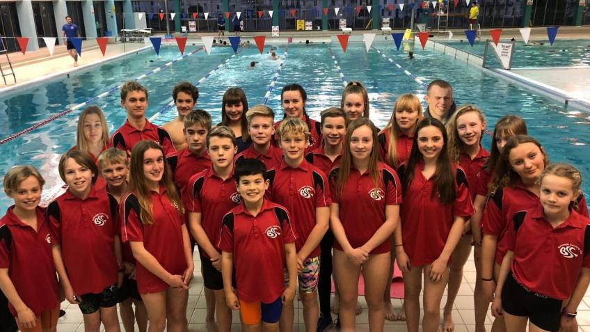 Please Support Barnstaple Swimming Club