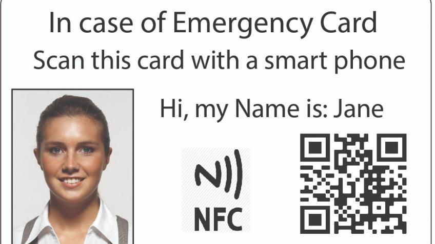 Contactless Business Cards