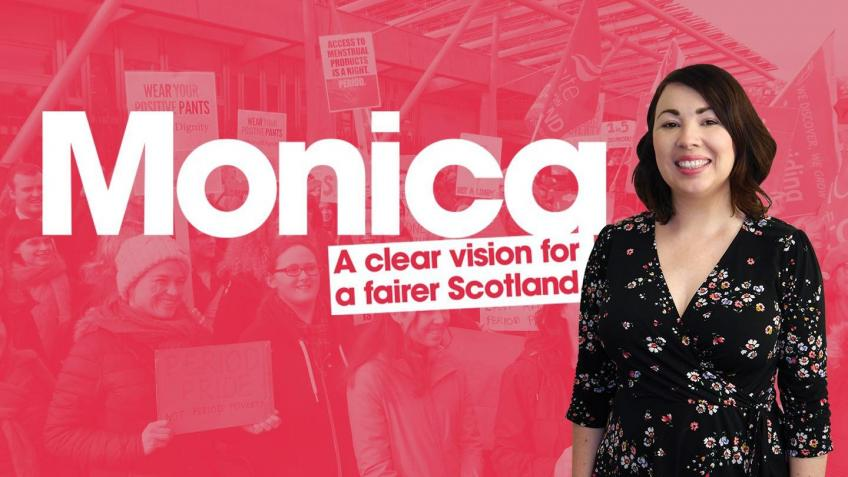 Monica Lennon for Scottish Labour Leader