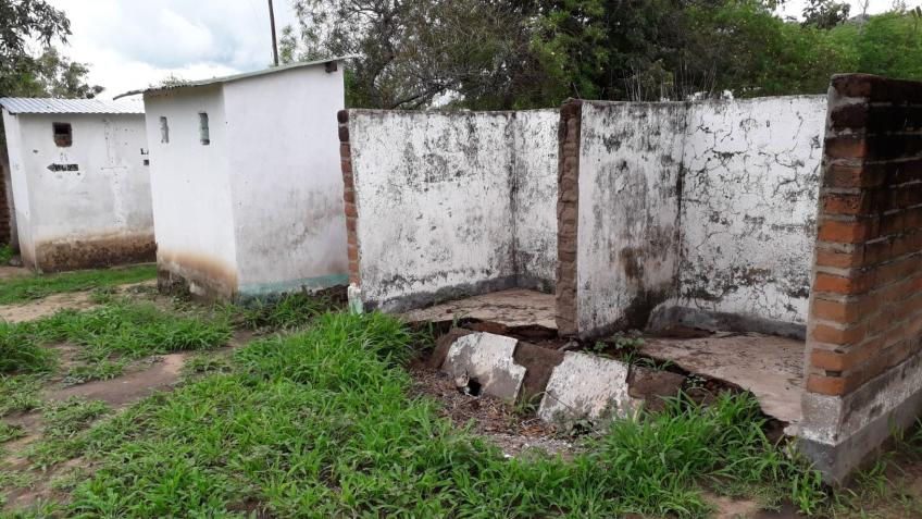 Toilets Needed Urgently for VF Clinic in Malawi