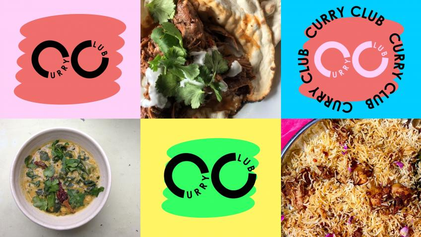 Curry Club - London chefs cook for people in need
